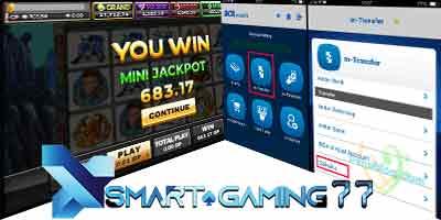 Smartgaming77 Bisa Daftar Fafa Slot Via Sakuku