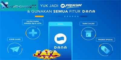 Situs Daftar Fafa Slot Via Dana Deposit 24jam